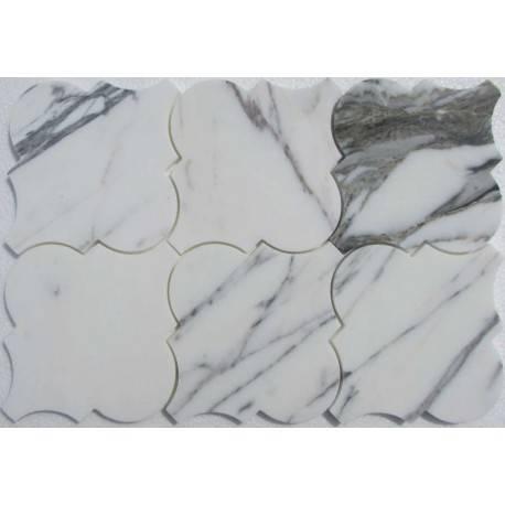 FK Marble Arabesco Arabescato 134x158 каменная плитка-плитка