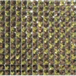 LIYA Mosaic Стразы AB18 плитка-мозаика из страз