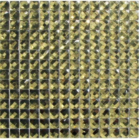 LIYA Mosaic Стразы AB18-G плитка-мозаика из страз