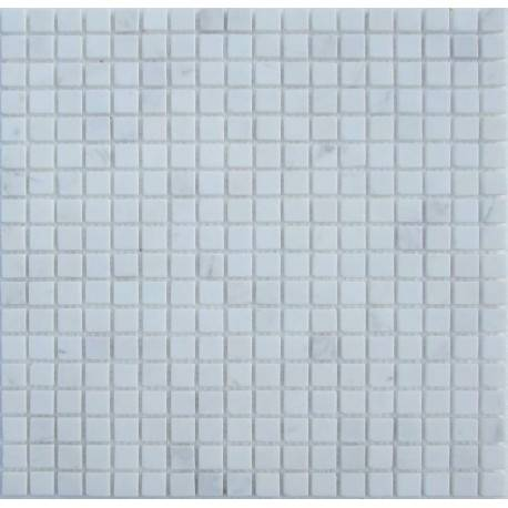 FK Marble Dolomiti Bianco 15-4T каменная плитка-мозаика