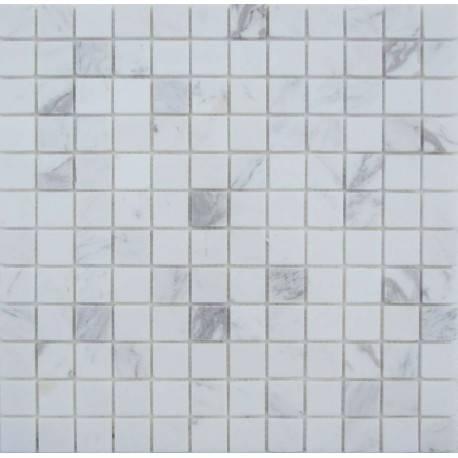 FK Marble Dolomiti Bianco 23-4T каменная плитка-мозаика