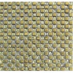 LIYA Mosaic PA-04-15 стеклянная плитка-мозаика