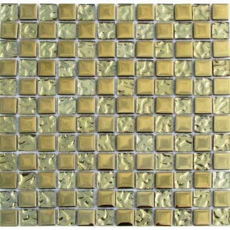 LIYA Mosaic PA-04-23 стеклянная плитка-мозаика