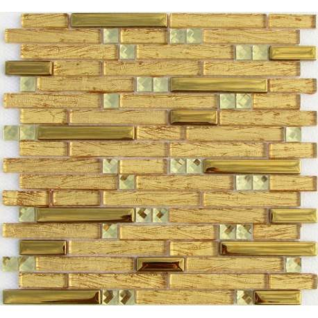 LIYA MosaicH5416стеклянная плитка-мозаика