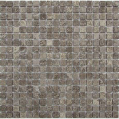 FK Marble Emperador Light 15-4T каменная плитка-мозаика