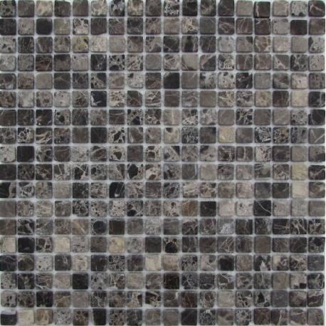 FK Marble Emperador Dark 15-4T каменная плитка-мозаика