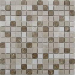 FK Marble Mix Cream 20-6P каменная плитка-мозаика