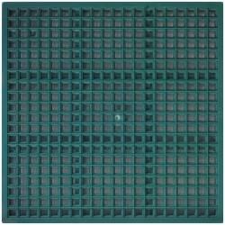 Матрица под бумагу для сборки мозаики 15x15 мм