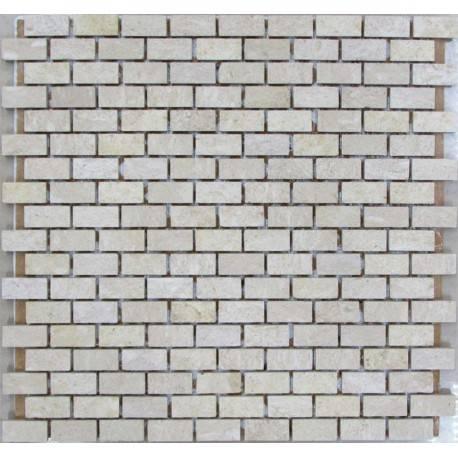 FK Marble Travertine 32x15-7M мозаика из травертина