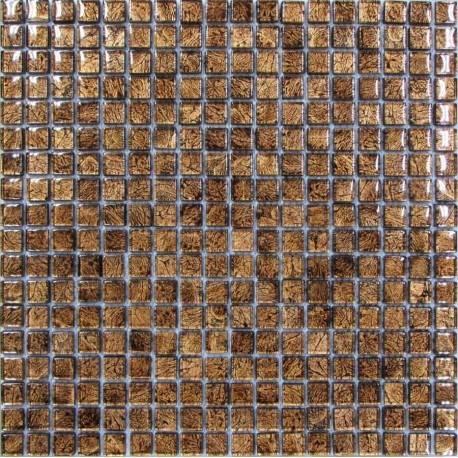 LIYA Mosaic HD628-15 стеклянная плитка-мозаика