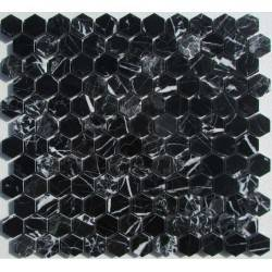 Hexagon Nero Marquina