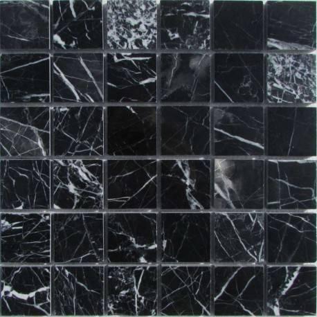 FK Marble M081-48-8P Nero Marquina каменная плитка-мозаика