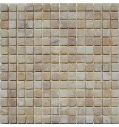 FK Marble M073-20-8T Onyx Yellow плитка-мозаика из оникса