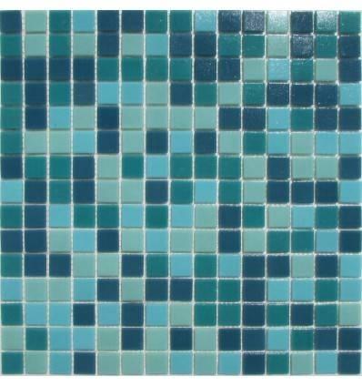 HK Pearl Mix Lazurit стеклянная плитка-мозаика