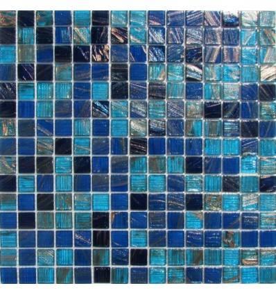 HK Pearl Blue Sea стеклянная плитка-мозаика