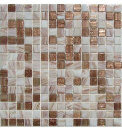 HK Pearl Panna Cotta стеклянная плитка-мозаика