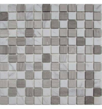 FK Marble Mix Grey 23-4T каменная плитка-мозаика