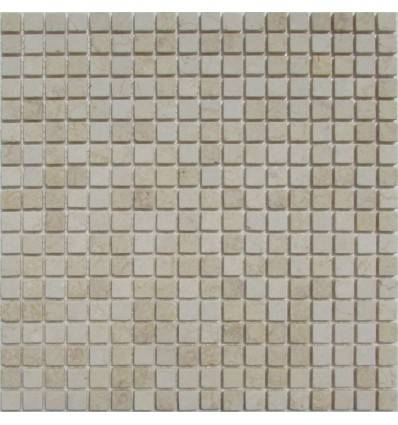 FK Marble Botticino 15-4T каменная плитка-мозаика