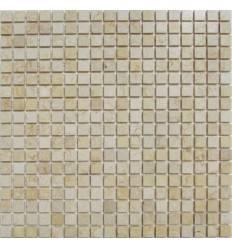 FK Marble Botticino 15-4P каменная плитка-мозаика