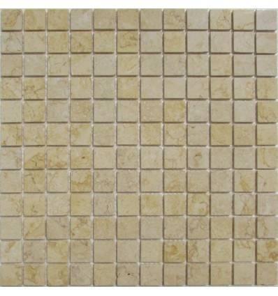 FK Marble Botticino 23-4P каменная плитка-мозаика