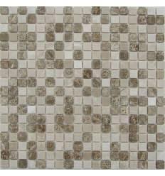 FK Marble Cappuccino Cream 15-4P каменная плитка-мозаика
