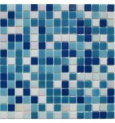 HK Pearl Mix Skyline стеклянная плитка-мозаика