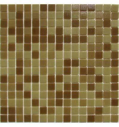 HK Pearl Caramel стеклянная плитка-мозаика