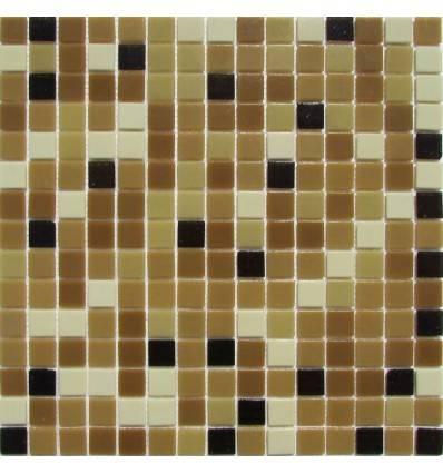 HK Pearl Mix Ochra стеклянная плитка-мозаика