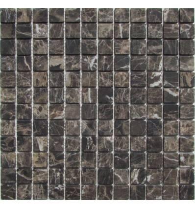 FK Marble Emperador Dark 23-4T каменная плитка-мозаика