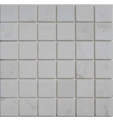 FK Marble Dolomiti Bianco 48-6P каменная плитка-мозаика