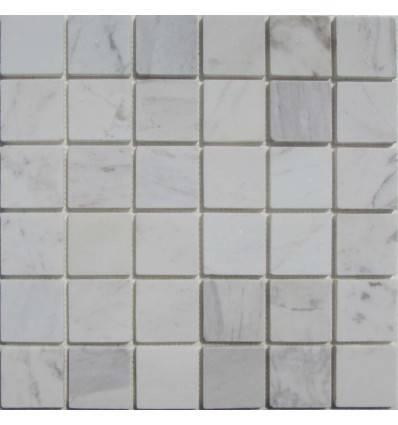 FK Marble Dolomiti Bianco 48-6T каменная плитка-мозаика