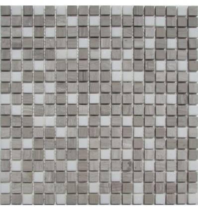 FK Marble Grey Priority 15-4T каменная плитка-мозаика