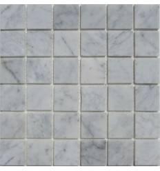 FK Marble Bianco Carrara 48-6P каменная плитка-мозаика