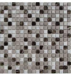 FK Marble Light Wooden 15-4P каменная плитка-мозаика