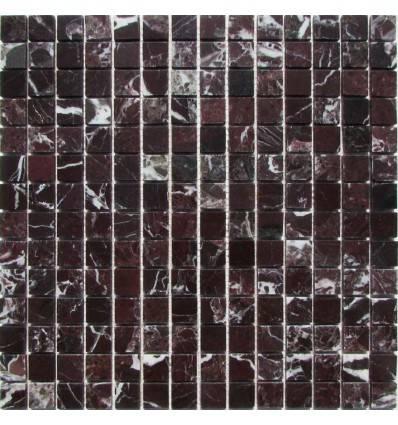 FK Marble Rosso Levanto 20-6P каменная плитка-мозаика