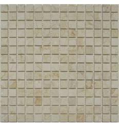 FK Marble Botticino 20-4P каменная плитка-мозаика