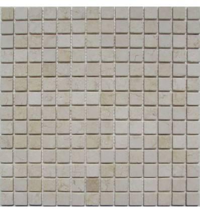 FK Marble Botticino 20-4T каменная плитка-мозаика