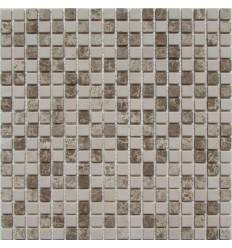FK Marble Cappuccino Cream 15-4T каменная плитка-мозаика