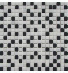 FK Marble Checkers 15-6T каменная плитка-мозаика