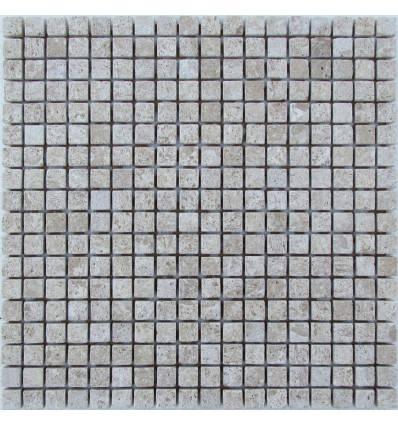 FK Marble Travertine Latte 15-7T мозаика из травертина