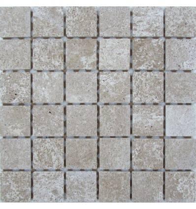 FK Marble Travertine Latte 48-7T мозаика из травертина