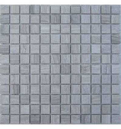 FK Marble White Wooden 23-4T каменная мозаика-плитка