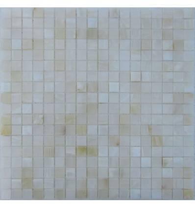FK Marble White Onyx 15-6P мозаика из оникса