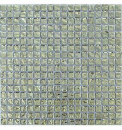 LIYA Mosaic Golden Wave 15 стеклянная плитка-мозаика