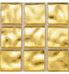 LIYA Mosaic GMC02-15 мозаика под золото