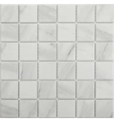 LIYA Mosaic Porcelain Carrara 48 мозаика керамическая