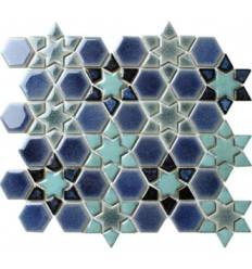 LIYA Mosaic Porcelain Samarkand мозаика керамическая
