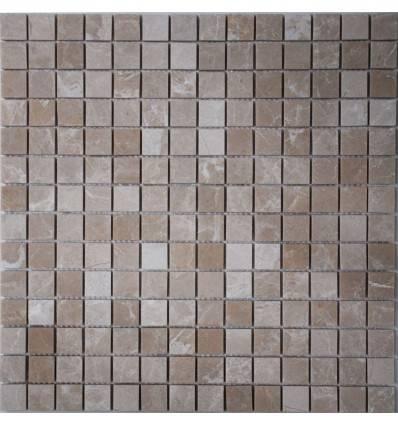 FK Marble Crema Marfil 20-6P каменная плитка-мозаика