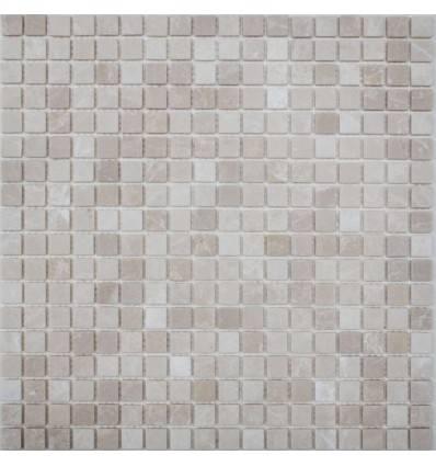 FK Marble Crema Marfil 15-4T каменная плитка-мозаика