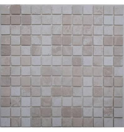 FK Marble Crema Marfil 23-4T каменная плитка-мозаика